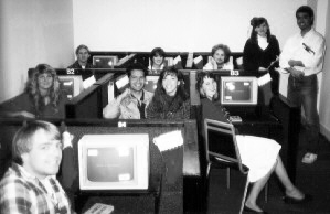1989 Holiday Lab Photo